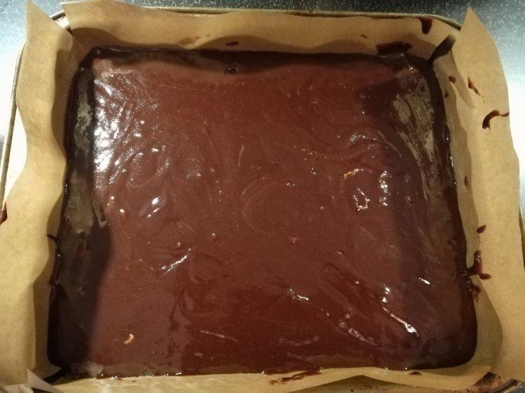 Unbaked Brownie